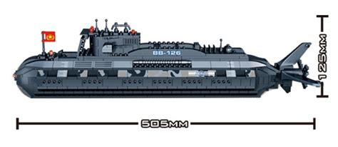 lego u boat for sale model building kit compatible with lego military submarine