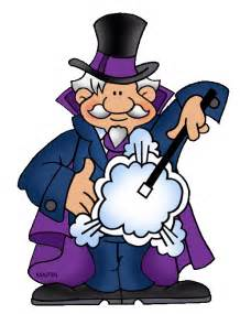 Halloween Entertainers - occupations clip art by phillip martin magician