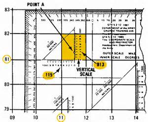 us map with coordinate grid grid with coordinates