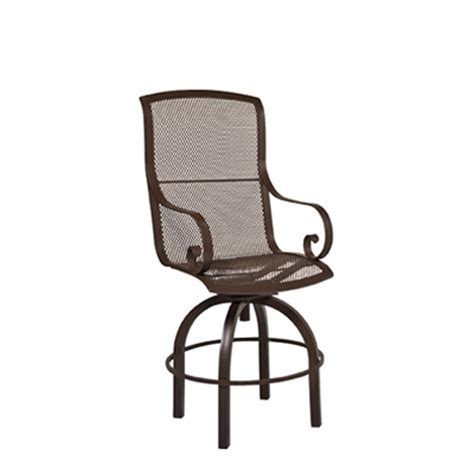 high back swivel bar stools wingate mesh high back swivel bar stool 3x0468 wingate