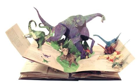 encyclopedia prehistorica dinosaurs children pop up books