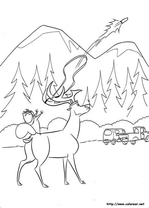 imagenes para colorear bosque dibujos para colorear de colegas en el bosque