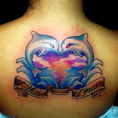 82 best dolphin tattoos images on pinterest tattoo cool top 100 dolphin tattoos http 4develop ua top