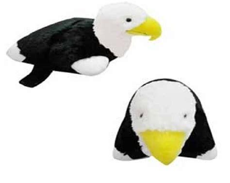 eagles pillow pet details about large eagle pet pillow 18 quot inches quot plush