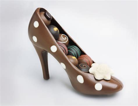 Heels Choco 80 best chocolate mold heel images on slippers car and album