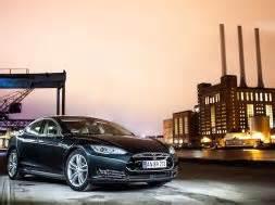 Tesla Superlader Tesla Model S Test Bilsektionen Dk