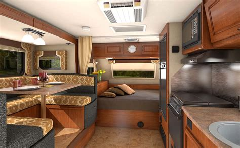 Lance Rv Floor Plans Travel Trailer Interiors Check Out Our Top 6 Picks