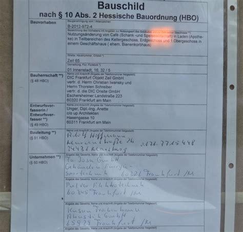 Bauschild Nicht Angebracht by Eat Drink Shop Til You Drop Seite 15 Deutsches