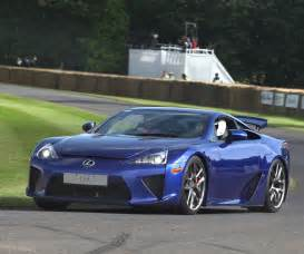 lexus sports car lfa