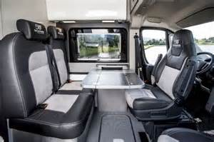 Fiat Ducato Interior Fiat Ducato 4x4 Expedition Cer Show Appears At Uk