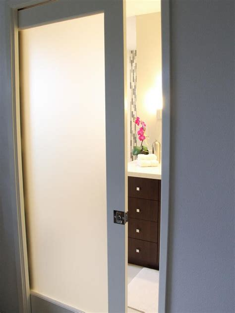 Modern Bathroom Door by Modern Bathroom Door Small Bathroom Shower With Sliding