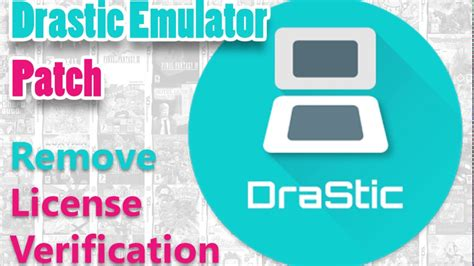 drastic full version r2 4 0 1a drastic patch r2 5 0 3a 100 working step by step apk