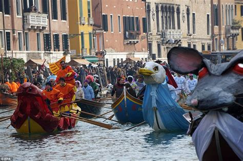 The Of Venice Festival by The Canals Come Alive As Venice Welcomes Carnival Season