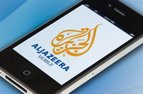 al jazeera mobile al jazeera mobile services news al jazeera