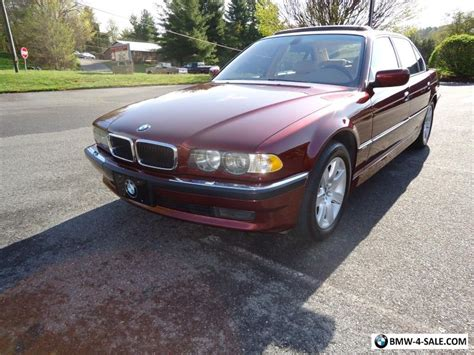 used 2001 bmw 7 series for sale in guildford surrey pistonheads 2001 bmw 7 series 740il for sale in united states
