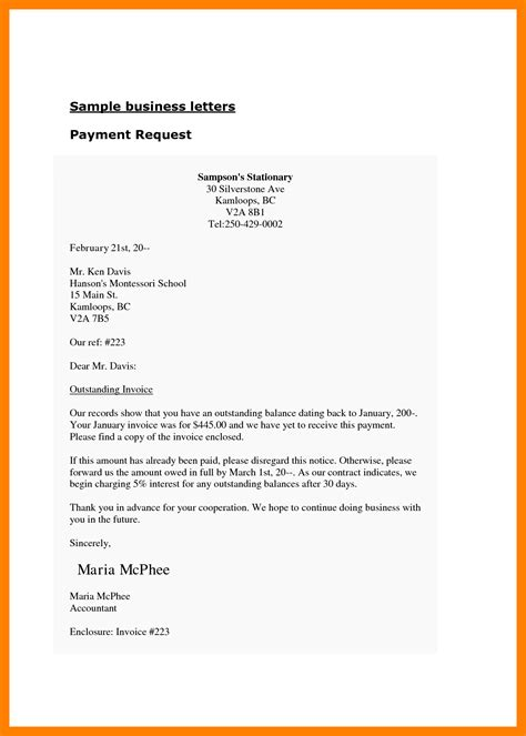 business letter format cc 6 letter format with enclosure target cashier