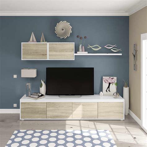 offerta parete tv da soggiorno mobile da design  il
