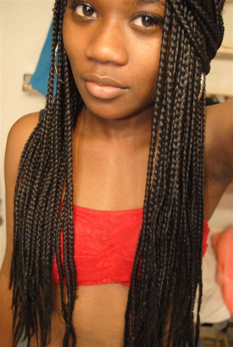long box braids hairstyles 165 best images about senegalese twist box braids on