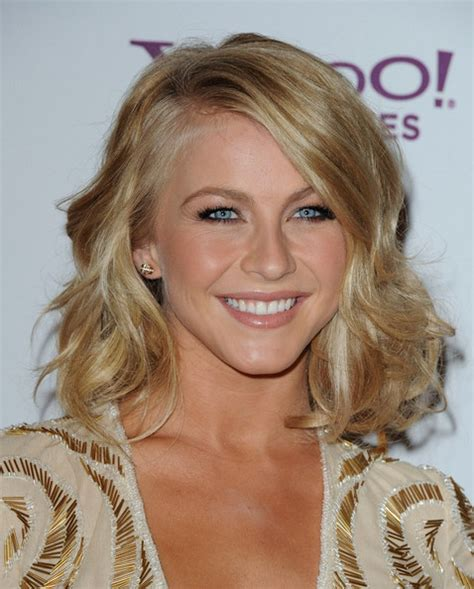 pictures of julianne hough new haircut julianne hough s sexy new haircut photos julianne