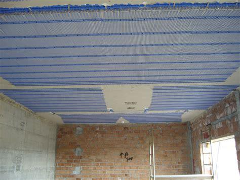 impianto radiante a soffitto impianti termici termoidraulica parma condizionatori