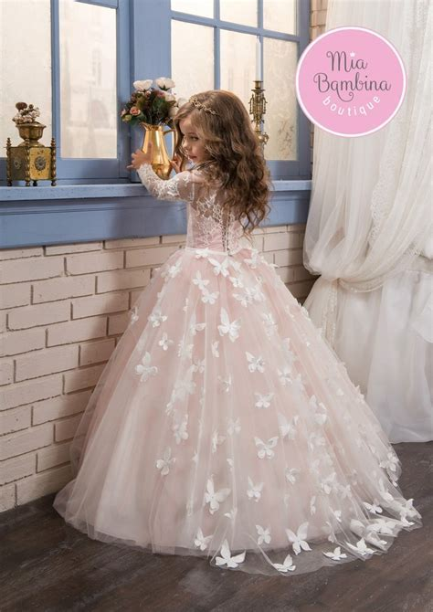 Shop Flower Girl Dresses: Kansas Junior Bridesmaid Dress