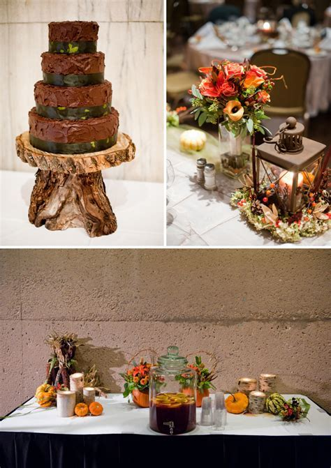 Rustic, DIY Fall Wedding   Every Last Detail