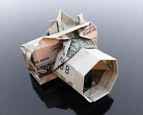 20 Dollar Bill Origami - 30 excellent exles of dollar bill origami