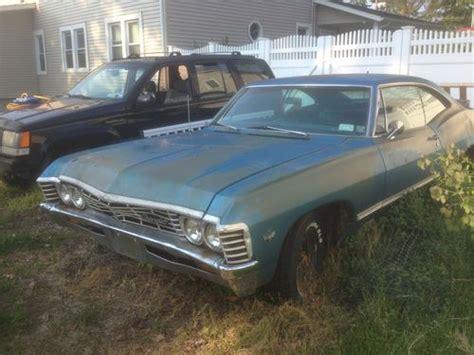 chevy impala parts buy used 1967 chevrolet impala parts car in sayville new