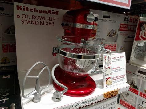 Kitchen Mixer Costco Kitchenaid