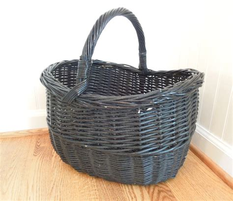 Black Laundry Her Wicker Sierra Laundry Simple Black Laundry