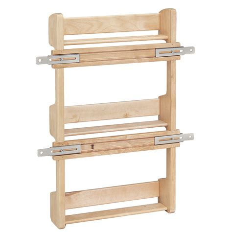 Adjustable Spice Rack Adjustable Door Mounting Spice Rack Richelieu Hardware
