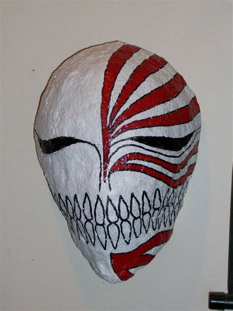 Mask With Paper - 26 best images about paper mache mask on black