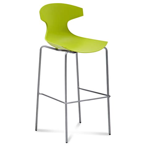 Green Stool For Days by Modern Bar Stools Eko Green Stool Eurway