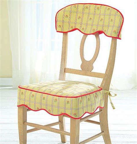 Dining Room Chair Cover Pattern by Sewing Pattern Mccall S M4405 Dining Room Kitchen Chair