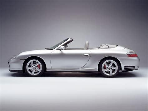 Porsche 996 Carrera 4s Cabrio by Porsche 911 Carrera 4s Cabriolet 996 Specs 2003 2004