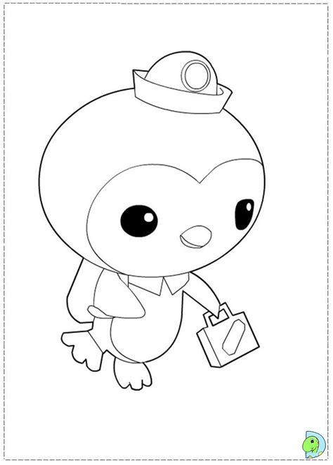 Gup C Coloring Page by Octonauts Gup C Coloring Pages Coloring Pages