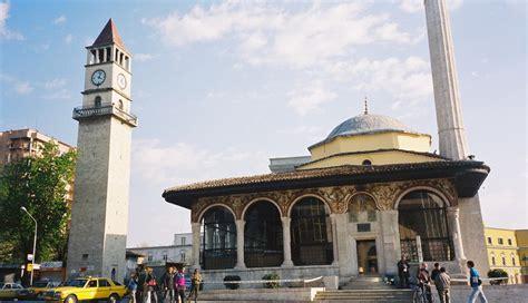 ottoman albania et hem bey mosque sights tirana