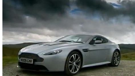 aston martin top gear aston martin vantage top gear