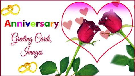 Wedding Anniversary Cards Whatsapp by Greeting Card For Wedding Anniversary Wishes