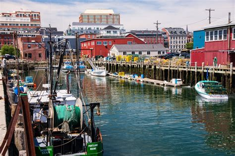 Detox Portland by 15 Best Places To Live In Maine The Tourist