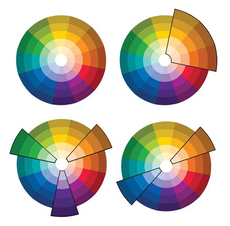 color wheel mclean principles of marketing and business communication 1 0 2