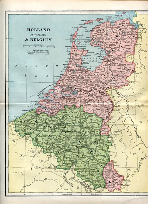 map belgium netherlands 1887 map netherlands belgium with railroad routes