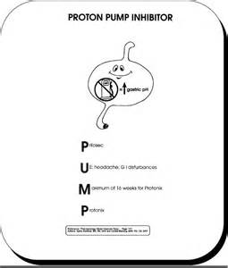 Proton Inhibitors Mechanism Of Proton Inhibitor Nursing Pharmacology