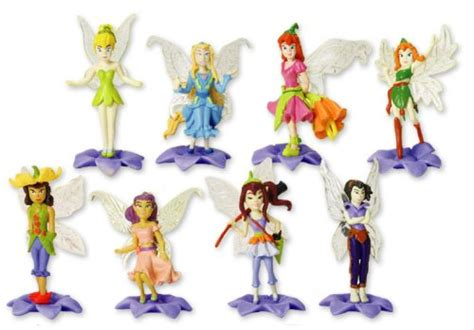 Figure Tinkerbell And Friends gumball machine grand disney fairies tinker bell and