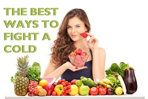 8 Tips To Fight A Cold by The Best Ways To Fight A Cold Health Tips For Staying Well