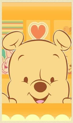 theme line android baby pooh winnie pooh live wallpaper app for android