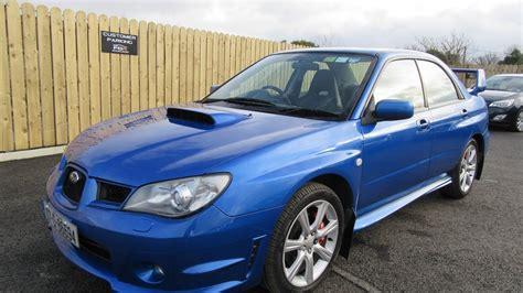 2007 Subaru Wrx by Review Test Drive 2007 Subaru Impreza Wrx 2 5
