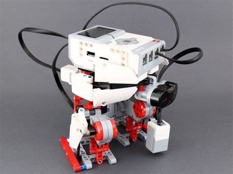 tutorial lego mindstorm nxt biped robot with ev3 lego mindstorms pinterest lego