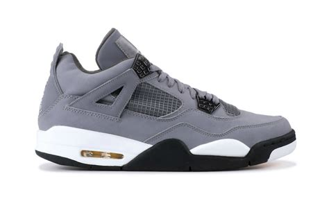 Air 4 Retro Cool Grey 2019 by Air 4 Cool Grey 2019 308497 007 Release Date Sbd