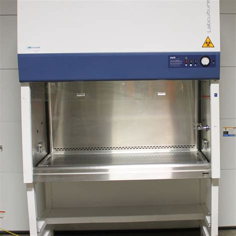 class ii biological safety refurbished esco 4 labculture reliant class ii type a2